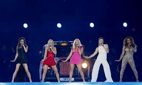 Spice Girls reunion from 2012 London Olympics! image source - enstarz.com